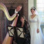 Referenties Tanya als harpiste
